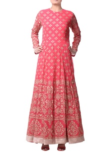 coral-pink-thread-embroidered-anarkali