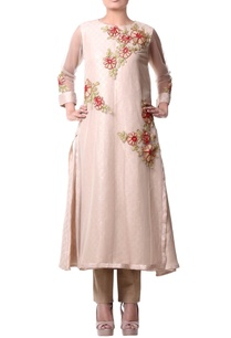 golden-beige-thread-embroidered-tunic