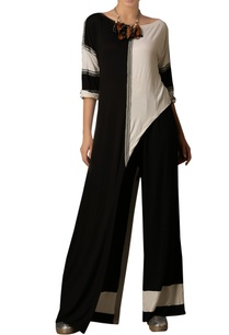 black-white-asymmetric-top