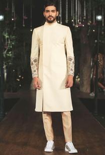 white-kundan-work-sherwani