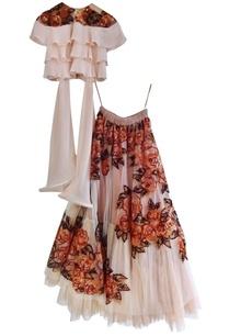 dusty-pink-sequins-threadwork-lehenga-set