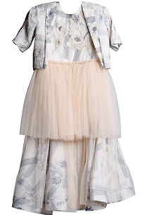 offwhite-printed-taffeta-dress