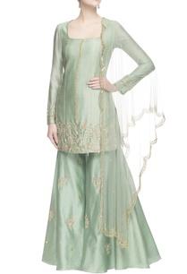 sage-green-zardozi-embroidered-kurta