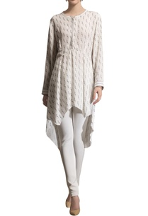 ivory-printed-tunic