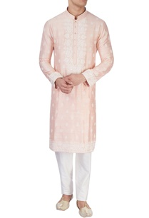 pink-embroidered-long-kurta