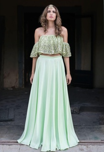 mint-green-lehenga-blouse