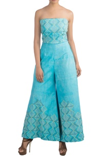 blue-jumpsuit-with-hand-embroidery