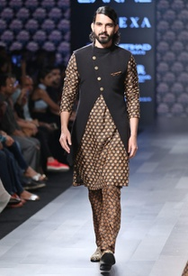 black-nehru-jacket-with-gold-buttons
