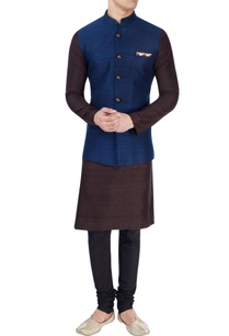 blue-nehru-jacket-with-over-sized-buttons