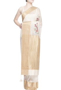 white-dabka-embroidered-sari