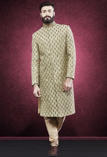 mint-green-embroidered-sherwani