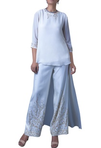 ivory-high-low-embroidered-top-and-pants