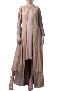 soft-caramel-embroidered-net-jacket-with-dress