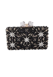 black-diamond-motif-clutch
