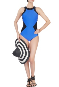 blue-one-piece-swimsuit