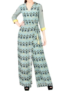 blue-printed-wrap-jumpsuit