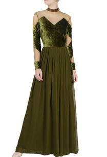 moss-green-cutout-gown