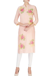 peach-floral-patchwork-tunic