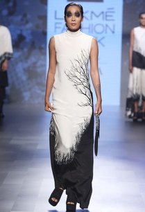 black-white-hand-embroidered-gown
