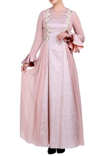 powder-pink-embroidered-anarkali