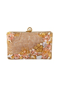 peach-gold-hand-embroidered-clutch