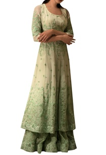 light-green-embroidered-kurta-lehenga