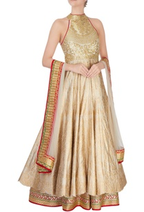 ivory-gold-gota-embroidered-anarkali