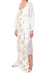 white-floral-dress-jacket