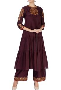 purple-kurta-in-aari-embroidery-set