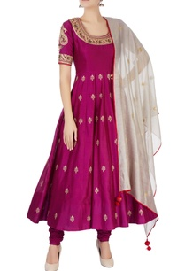 purple-aari-embroidered-anarkali-set