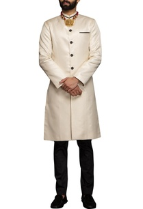 white-metallic-white-sherwani