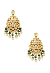 gold-green-stones-earrings
