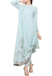 sky-blue-dabka-embroidered-kurta