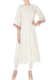 cream-badla-work-a-line-kurta