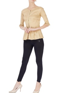 beige-peplum-style-blouse