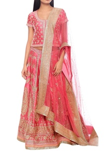 pink-gold-embroidered-lehenga-set
