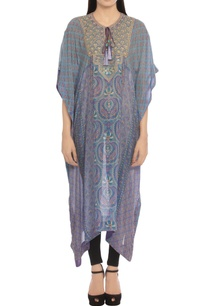 blue-purple-printed-kaftan