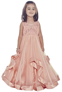 rose-pink-asymmetric-style-gown