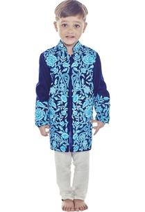 blue-velvet-sherwani-set
