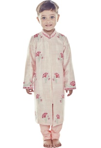 light-pink-embroidered-sherwani