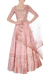 rose-pink-sequin-work-lehenga