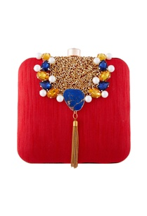 red-crystal-embellished-clutch