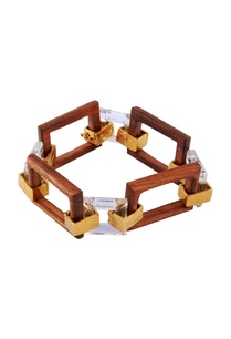 gold-interlinked-wood-crystal-cuff