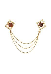 gold-chain-link-collar-pins