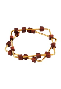 gold-geometric-wood-bangles