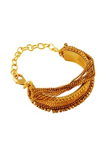 gold-bracelet-with-beads-studs
