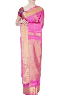 lavender-zari-mulberry-silk-sari
