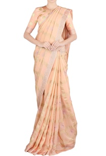 peach-zari-embroidered-sari-blouse
