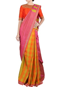 multicolored-zari-thread-work-sari-blouse