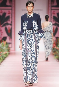 blue-white-high-waist-trousers